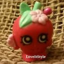 NEW Shopkins Season 1 Apple Blossom 1-001 red fruits & vegetables collection
