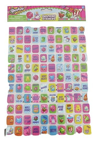 ASINB01BUHKTX4 TAGshopkins Season 4 Shopkins Mini Bag