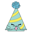 #SE_031 - Marty Party Hat - Exclusive