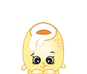 #6-002 - Shelly Egg - Common