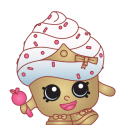 #1-137 - Cupcake Queen - Limited Edition