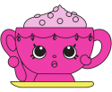 #7-044 - Tiny Teacup - Common