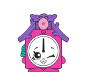 #8-066 - Tocky Cuckoo Clock - Common