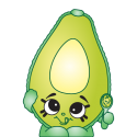 #2-007 - Dippy Avocado - Common