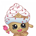 #10-124 - Cupcake Queen - Limited Edition