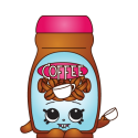 #2-075 - Toffy Coffee - Rare