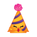 #4-065 - Marty Party Hat - Common
