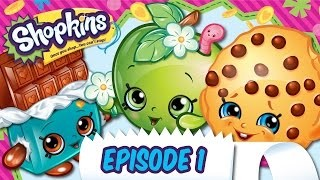 Shopkins Cartoon episode 1 check it out