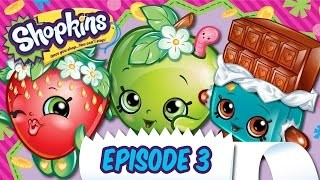 Shopkins Cartoon episode 3 loud and unclear