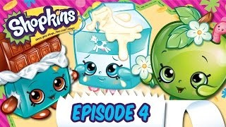 Shopkins Cartoon episode 4 choosy