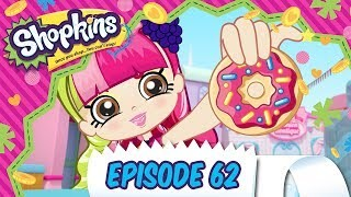 Shopkins Cartoon episode 62 - shopkins bring europe to jessicake part 2 | cartoons for children