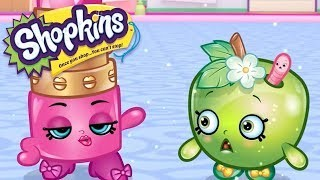 Shopkins Cartoon fancy fashion lipstick | cartoons for children