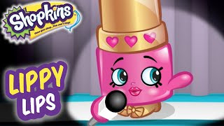 Shopkins Cartoon lippy lips 💄 compilation 💕 shopkins cartoons for kids 2019