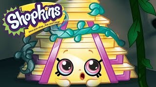 Shopkins Cartoon lost city of gold | cartoons for children