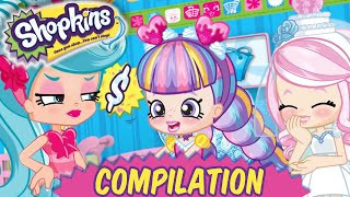 Shopkins Cartoon Shopkins 🎉 AINT NO PARTY LIKE A SHOPKINS PARTY | FULL EPISODES 🍹 Cartoons for kids 2019