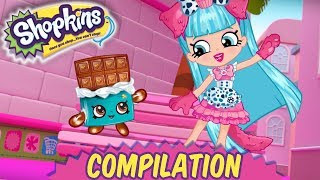Shopkins Cartoon Shopkins 🎬 LIGHTS, CAMERA, SHOPKINS! | FULL EPISODES 🎥 Cartoons for kids 2019