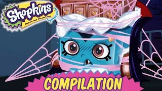 Shopkins Cartoon Shopkins ⚡️ POWER HUNGRY | ALL EPISODES 💡 Cartoons for kids 2019