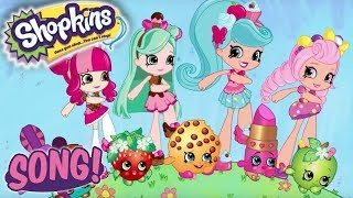 Shopkins Cartoon Shopkins SONG 🌟 Ready To Go... ANYWHERE IN THE WORLD 🌟 Cartoons for kids