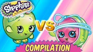 Shopkins Cartoon Shopkins 🗳 SWING VOTE | FULL EPISODES 📈 Cartoons for kids 2019