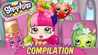 Shopkins Cartoon Shopkins ✈️ WORLD WIDE VACATION | FULL EPISODES 🎒 Cartoons for kids 2019